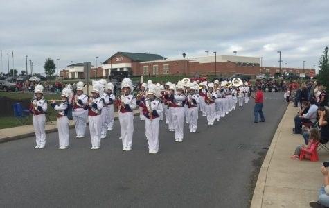 Kick-Off To Homecoming: The SMHS Parade