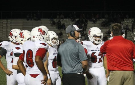 Cardinals Soar Past Cougars on Homecoming