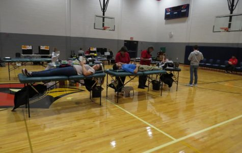 Saving Lives: SMHS Blood Drive