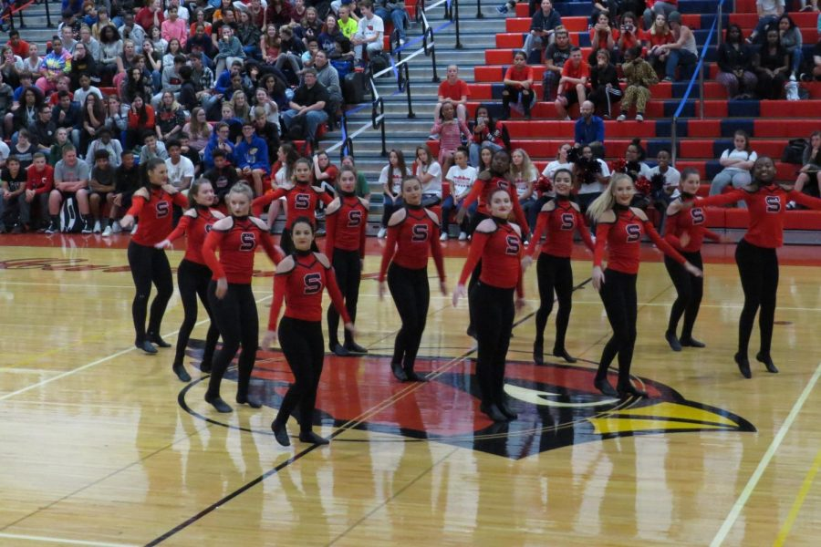 Fusion Dance Team Levels Up Their Talents For This Year