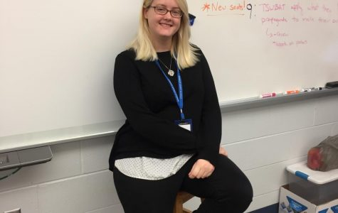 Student Teacher Joins Cardinal Country