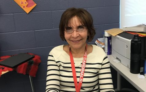 Cardinals' New Teacher Ready to Teach Spanish