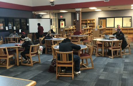 SMHS Students Thrive at Saturday School
