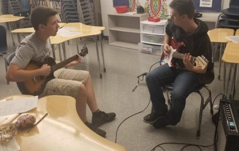 Jam Out with Guitar Club