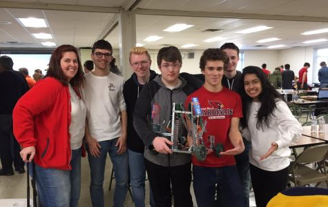 The Robot Engineers of SMHS