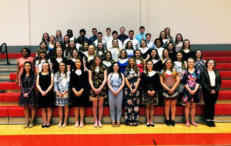 Spring Mills Honors National Honors Society Inductees