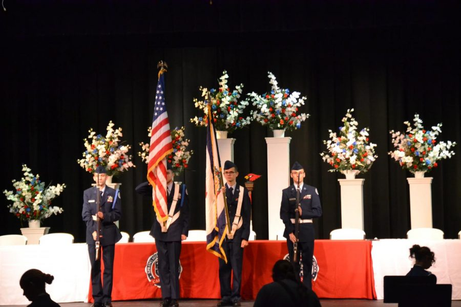 Veterans Day Celebrations at Spring Mills