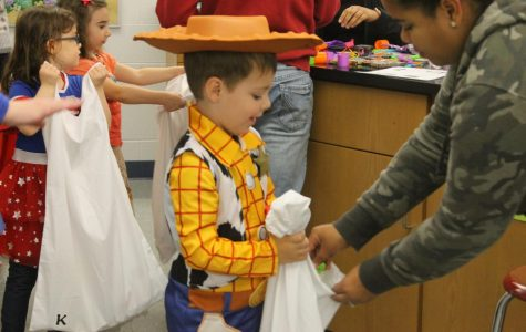 Candy, Costumes, and Kids Oh My!
