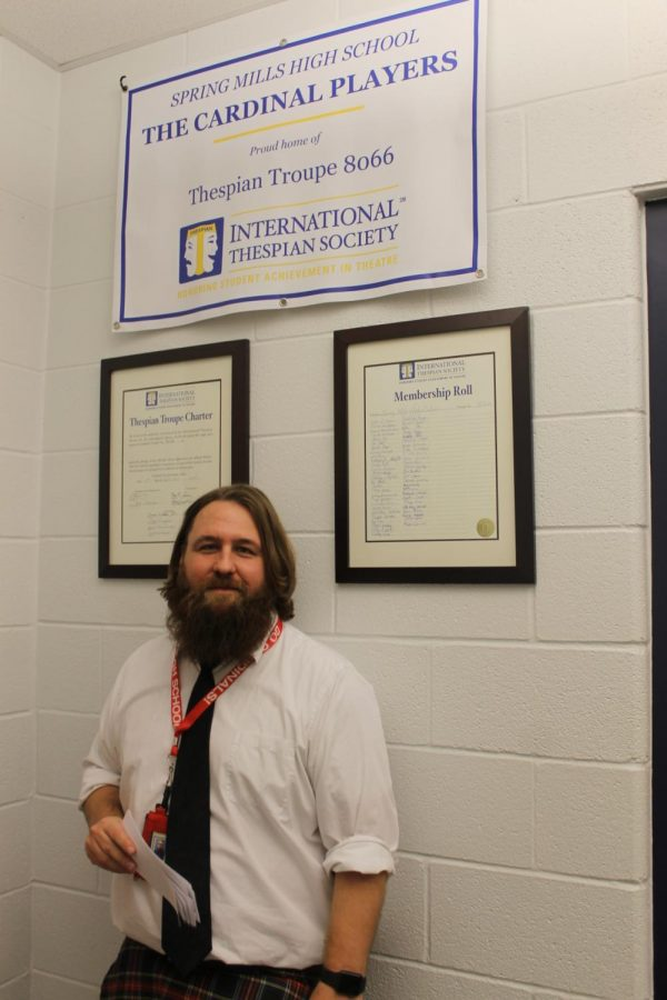 Teacher of the Week: Mr. Riese