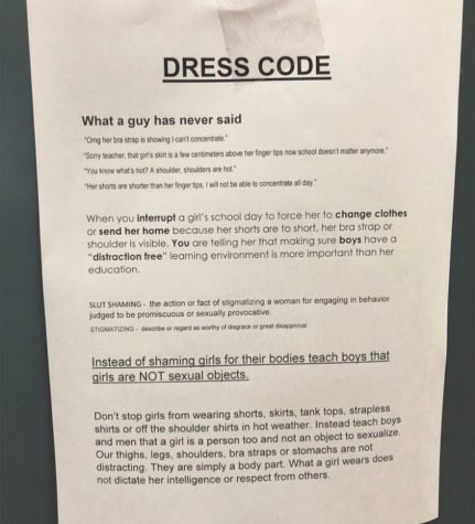 Are We Here for an Education or a Dress Code Referral?