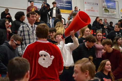 Winter Pep Rally Gone Bad for Class of 2020