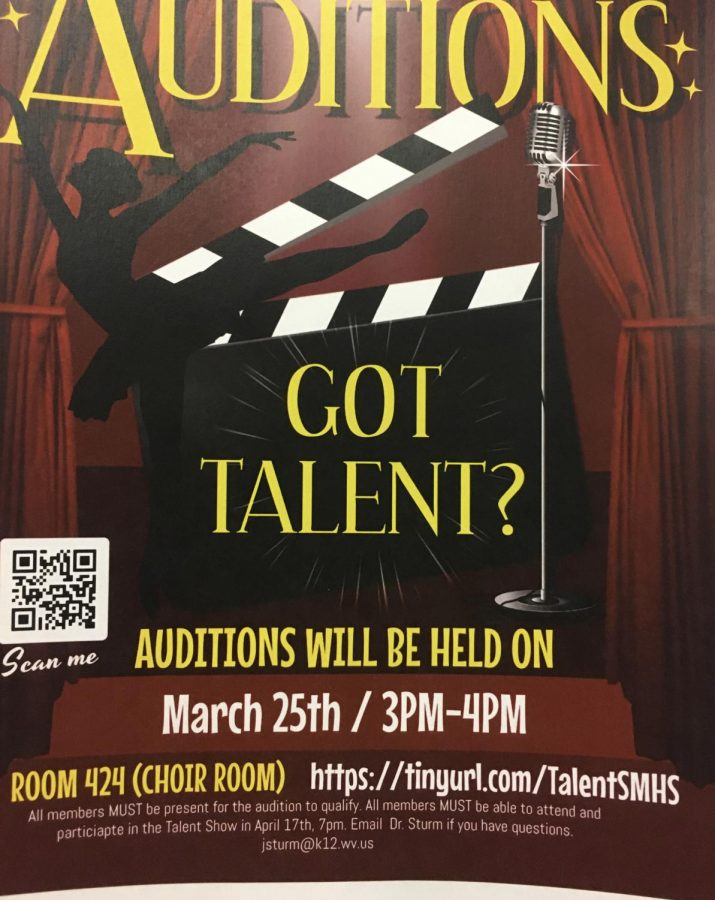 Spring Mills High School is Looking for Talent