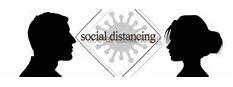 Students of Spring Mills Practicing Social Distancing