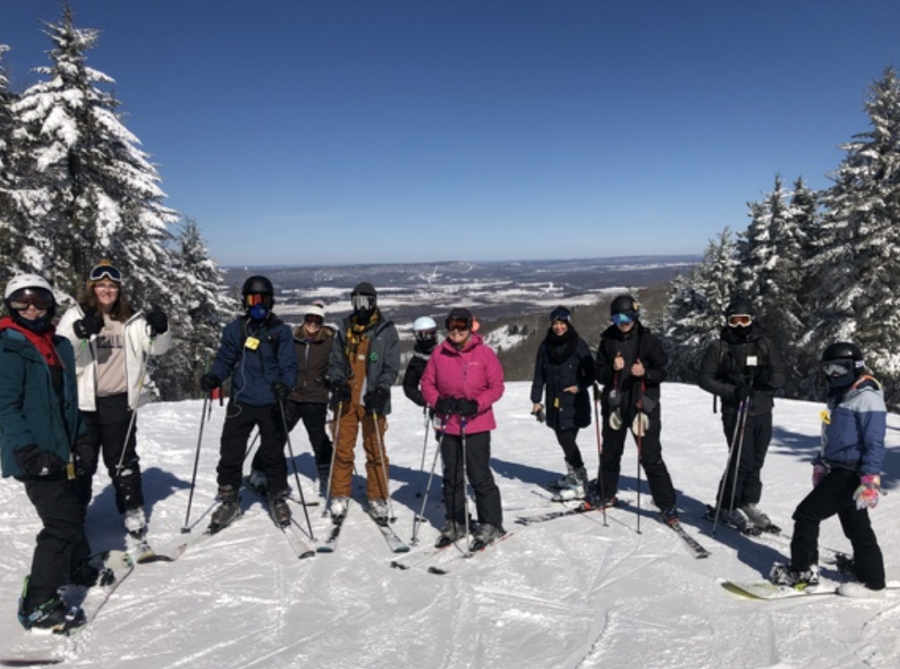 Spring Mills High School Ski & Board Club- If It Snows, They're Still Skiing