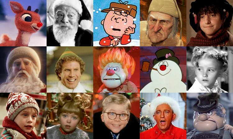 What Christmas Character Are You?