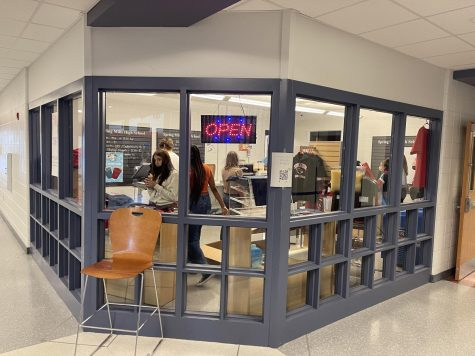Reopening The School Store