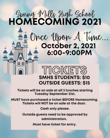 Homecoming Returns to Spring Mills High School!