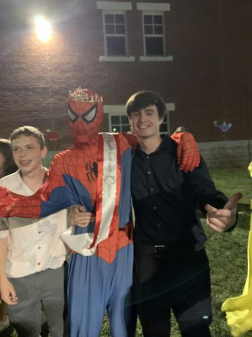 Seniors Brought a New Meaning to Spider-man: Homecoming